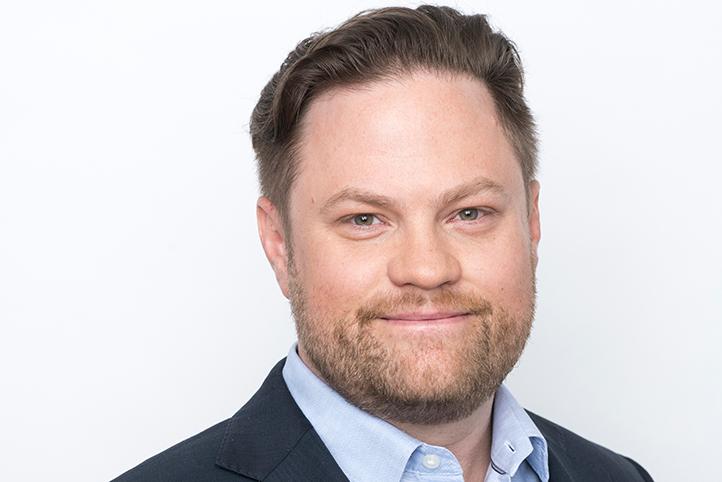 Louis Pearson est nommé directeur, développement cinéma, de Québecor Contenu