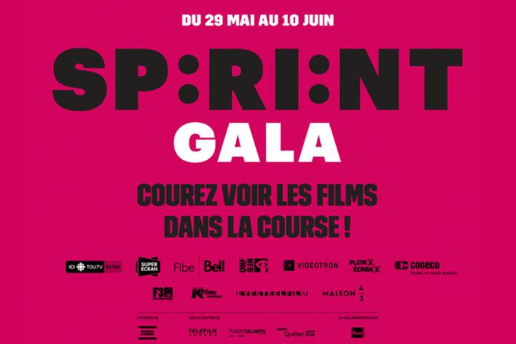 Plus de 400 000 visionnements au Sprint Gala ! Un franc succès pour la 3e édition