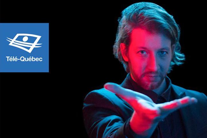 Télé-Québec accroît son offre numérique avec la nouvelle sérieSylvain le Magnifique