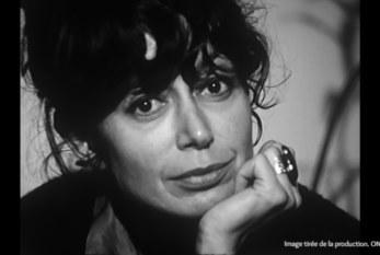 L'ONF dévoile la bande-annonce et l'affiche du documentaire Pauline Julien, intime et politique