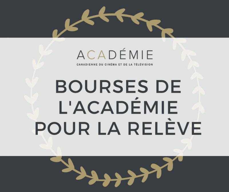 L'Académie annonce le retour des Bourses de l'Académie pour la relève