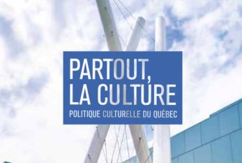 Nouvelle politique culturelle: l'accueil mitigé d'Xn Québec