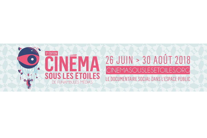 Soirée des lauréat.es de courts métrages au Cinéma sous les étoiles!