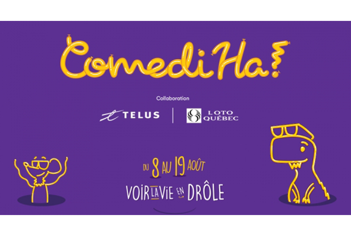 Cinemania présente une série de courts métrages au ComediHa! Fest-Québec