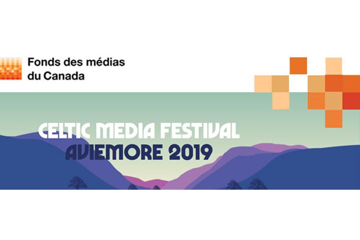 Une délégation du Canada au Celtic Media Festival en 2019