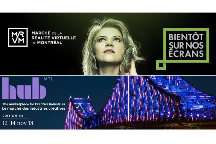 Bientôt sur nos écrans se joint à Hub Montréal !