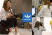 Les personnalités de Télé-Québec tombent dans l'œil de Julie Perreault
