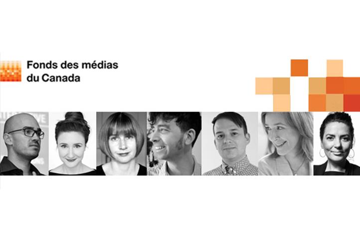 Un jury composé de sept membres renommés évalue des projets canadiens numériques innovateurs