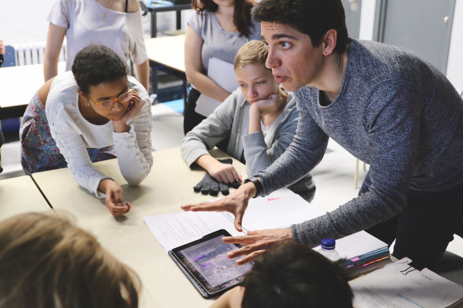 Les activités du Lab Québec Cinéma rejoignent un nombre record de jeunes !
