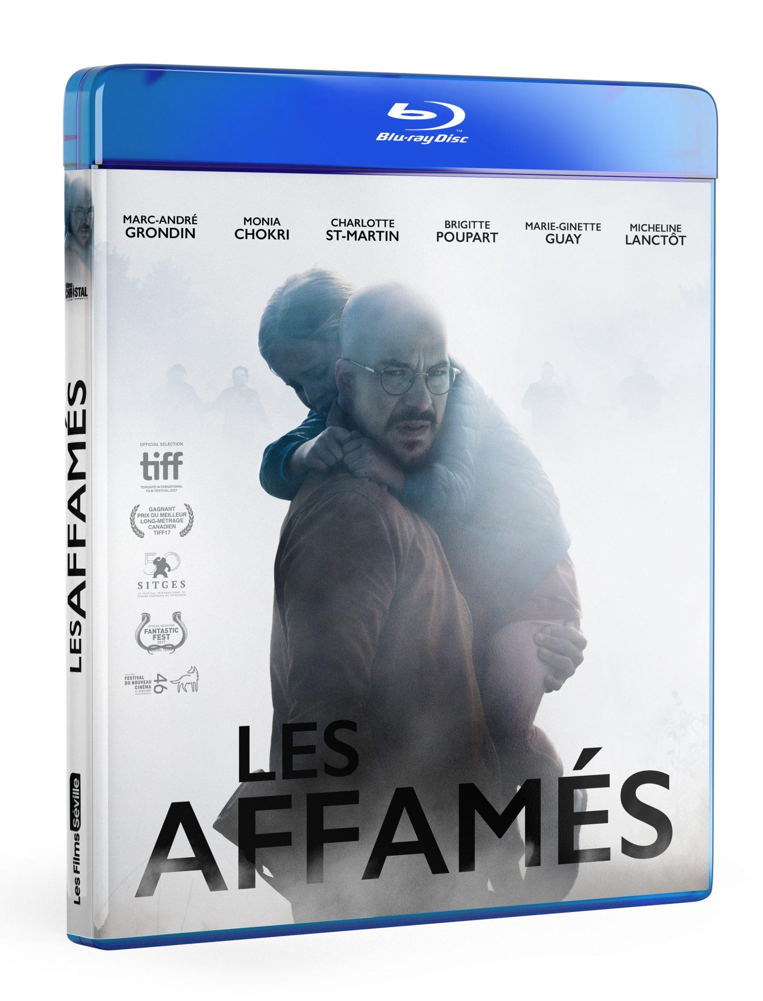 Les Affamés - Gagnant de 8 prix Iris, le Blu-Ray sera lancé le 31 juillet 2018