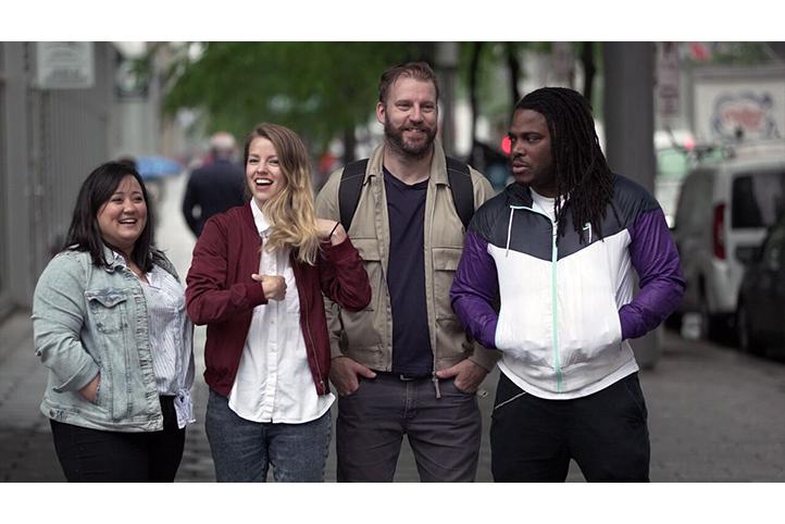 Nouveau projet Web à Télé-Québec : On se fera pas d'amis!