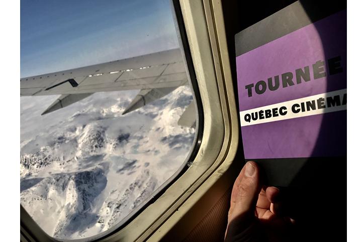 Report de la tournée Québec Cinéma et annulation des activités du Lab dans les écoles