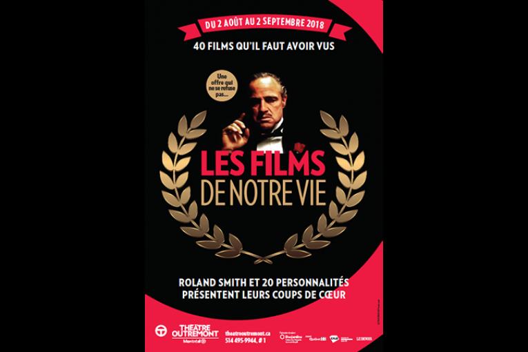 Une dernière semaine de films pour LES FILMS DE NOTRE VIE du Théâtre Outremont
