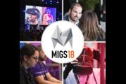 Le MIGS18 est annoncé du 12 et 13 novembre 2018, profitez des tarifs super lève-tôt !