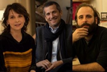 Doubles Vies d'Olivier Assayas sera le film d'ouverture de CINEMANIA