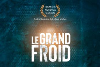 FCVQ 2018 : la réalité virtuelle s'invite à la place D'Youville avec Le Grand Froid
