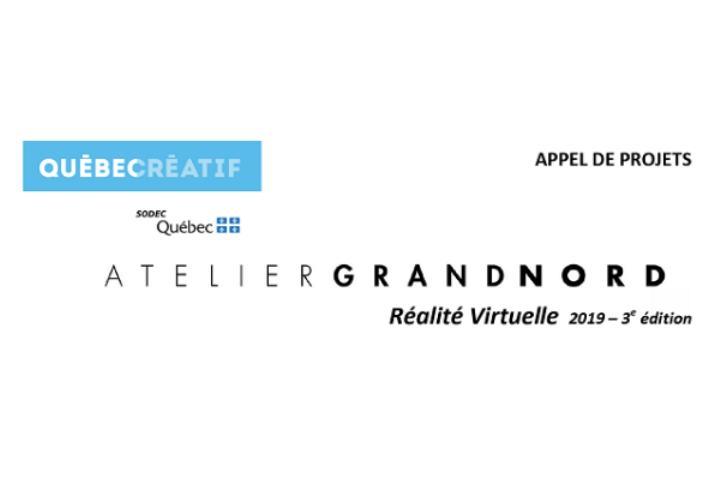 Atelier Grand Nord RV : la SODEC lance son appel de projets