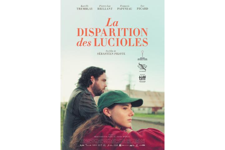 Les Lucioles s'illumineront au Festival de cinéma de la ville de Québec 2018