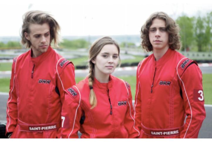La Dérape : une deuxième saison de la série pour ados de Club Illico en production à Québec