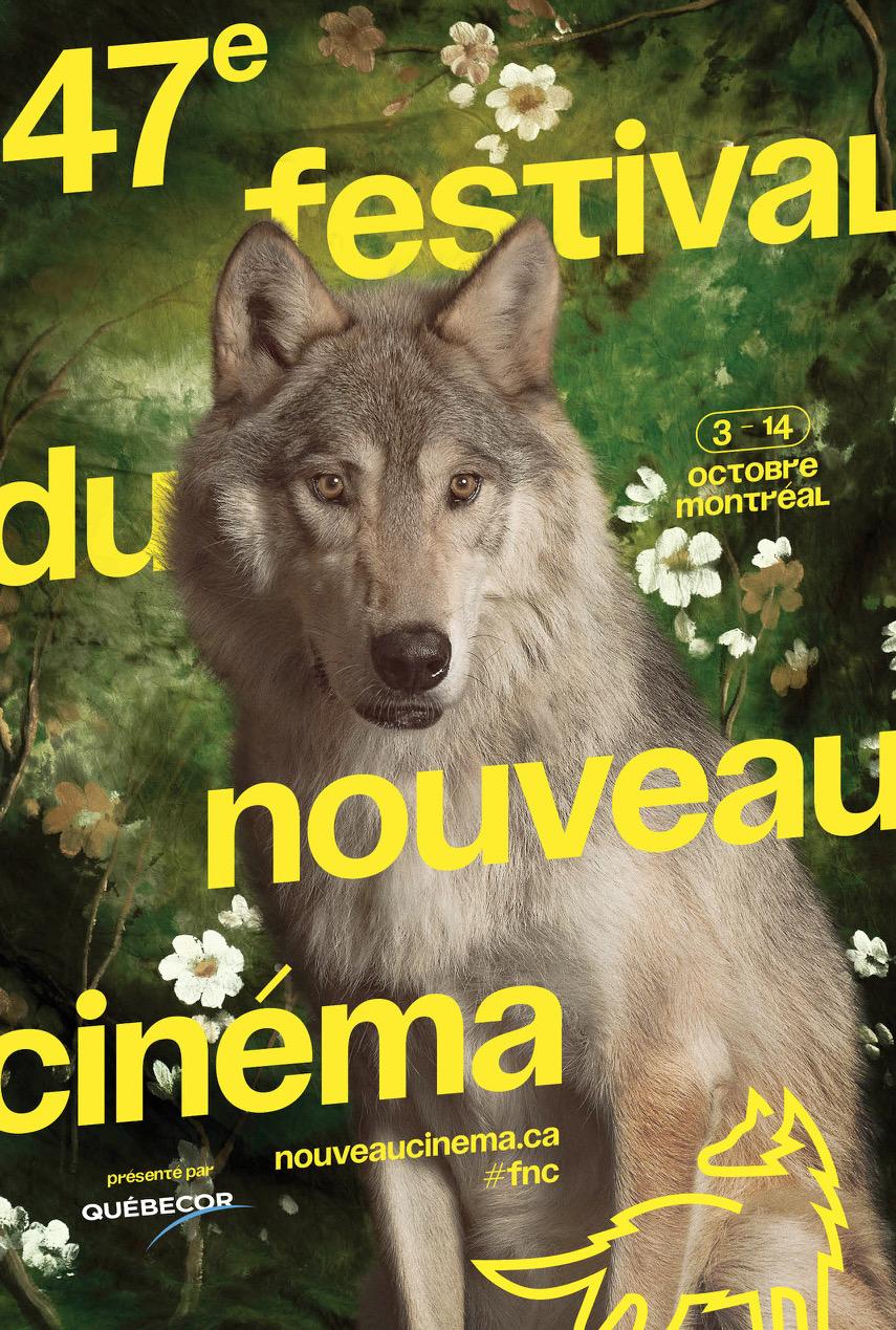 Les premiers titres de la 47e édition du Festival du nouveau cinéma annoncés