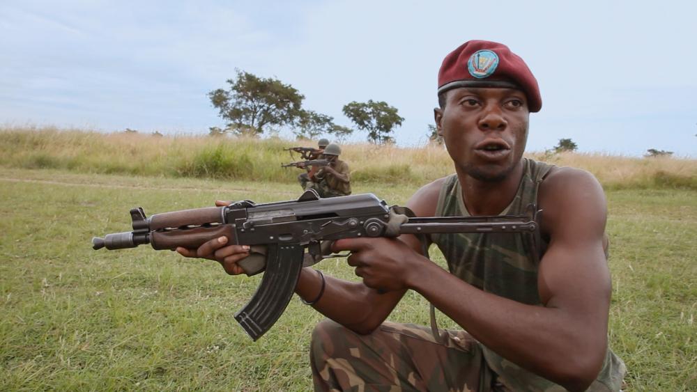 Le documentaire This is Congo projeté le 23 août au Parc Molson