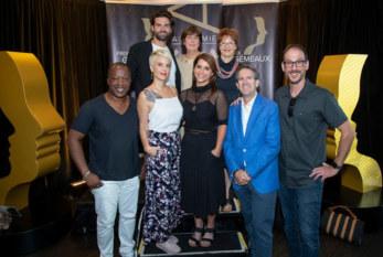 33es prix Gémeaux : remise des certificats de mises en nomination aux finalistes