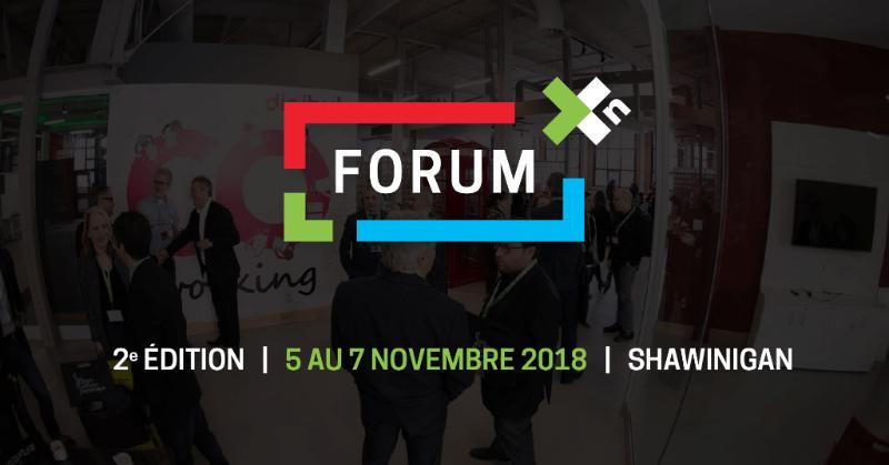 Xn Québec - Un 2e Forum de consultation pour les industries culturelles et créatives