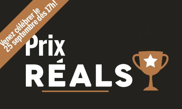 L'ARRQ annonce la toute première édition des Prix RÉALS