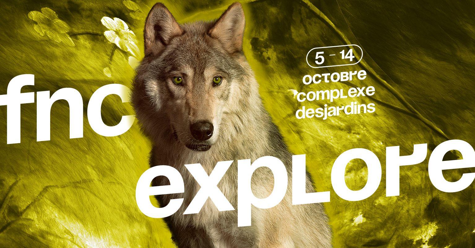 Innovations, œuvres réputées et nouvelles technologies, au FNC EXPLORE, du 5 au 14 octobre