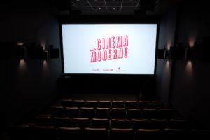 Programmation du mois d'août au Cinéma Moderne !