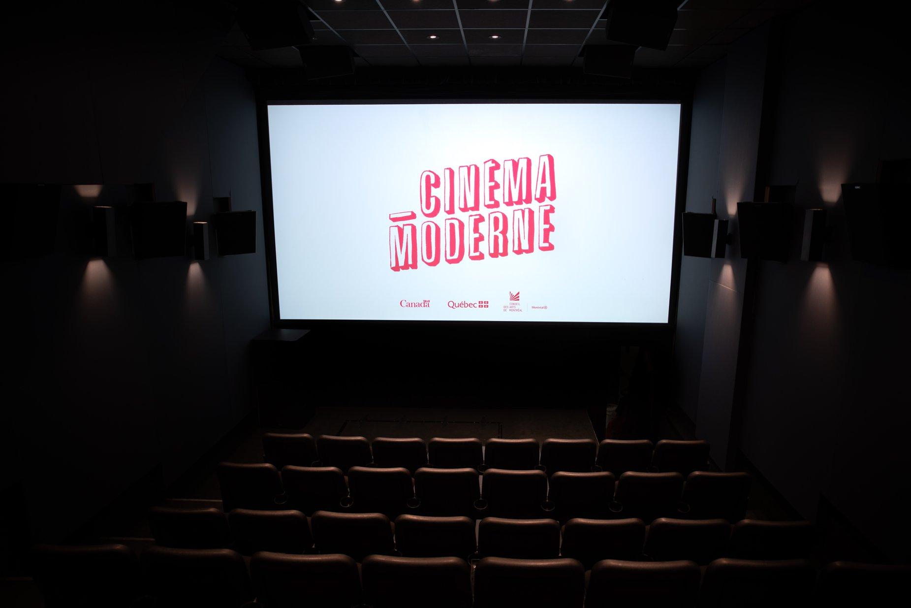 Programmation de janvier et février 2021 du Cinéma Moderne en ligne
