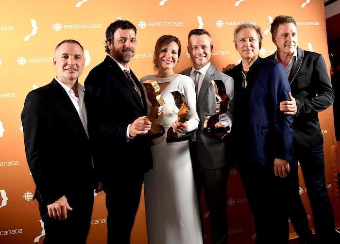 Prix Gémeaux : le talent des créateurs de la télévision d'ici mis à l'honneur