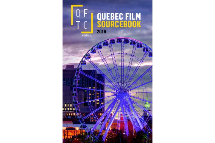 Une nouvelle édition pour Quebec Film SourceBook du BCTQ