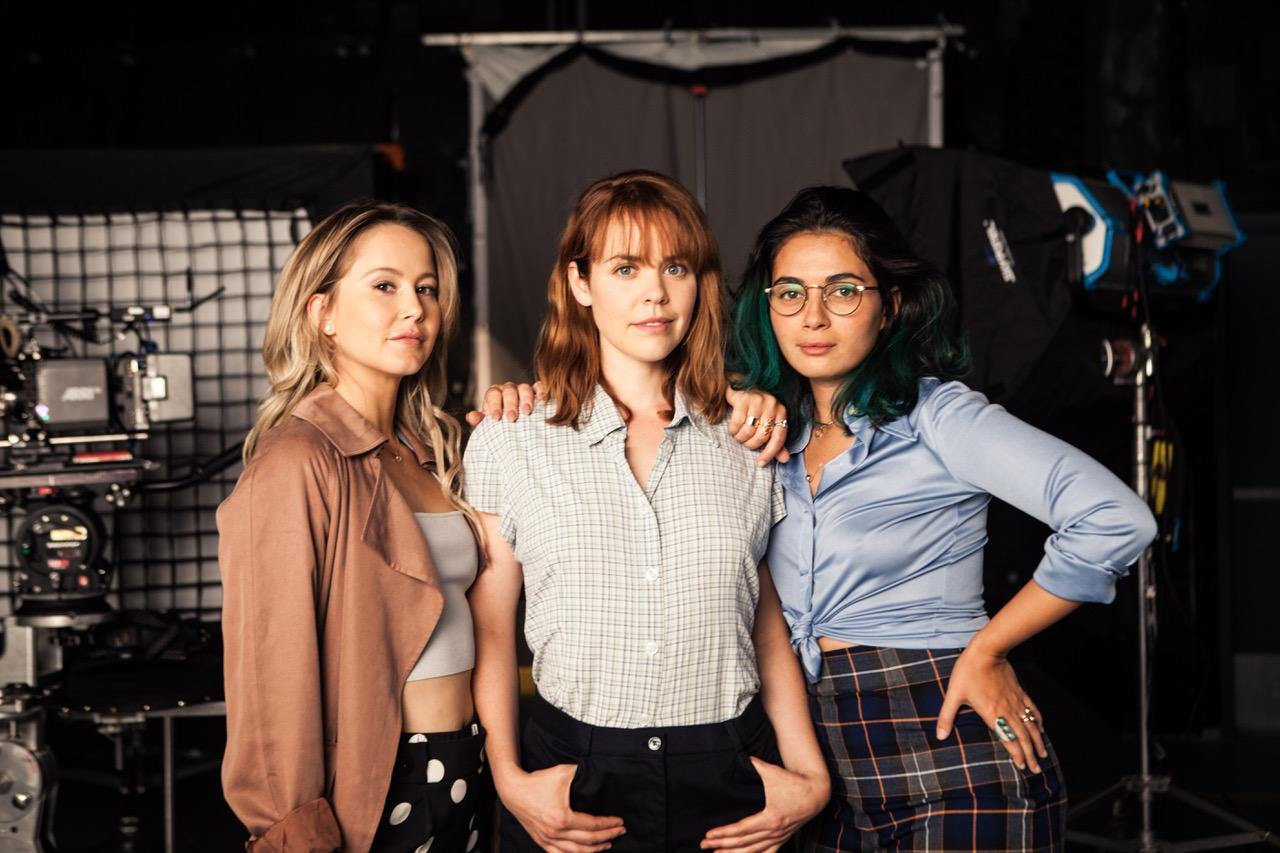 GO FILMS annonce le début du tournage de Fabuleuses de Mélanie Charbonneau