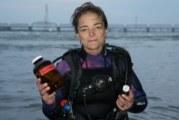 Première mondiale : l'Odyssée urbaine aquatique de Nathalie Lasselin