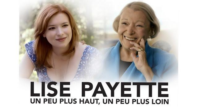 Un documentaire en hommage à madame Lise Payette à Télé-Québec