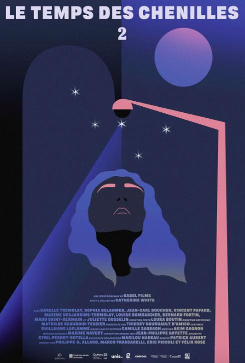 « Le temps des chenilles 2 » disponible sur UNIS.ca le 22 octobre 2018