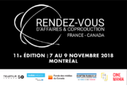 Rendez-vous d'affaires et coproduction France-Canada
