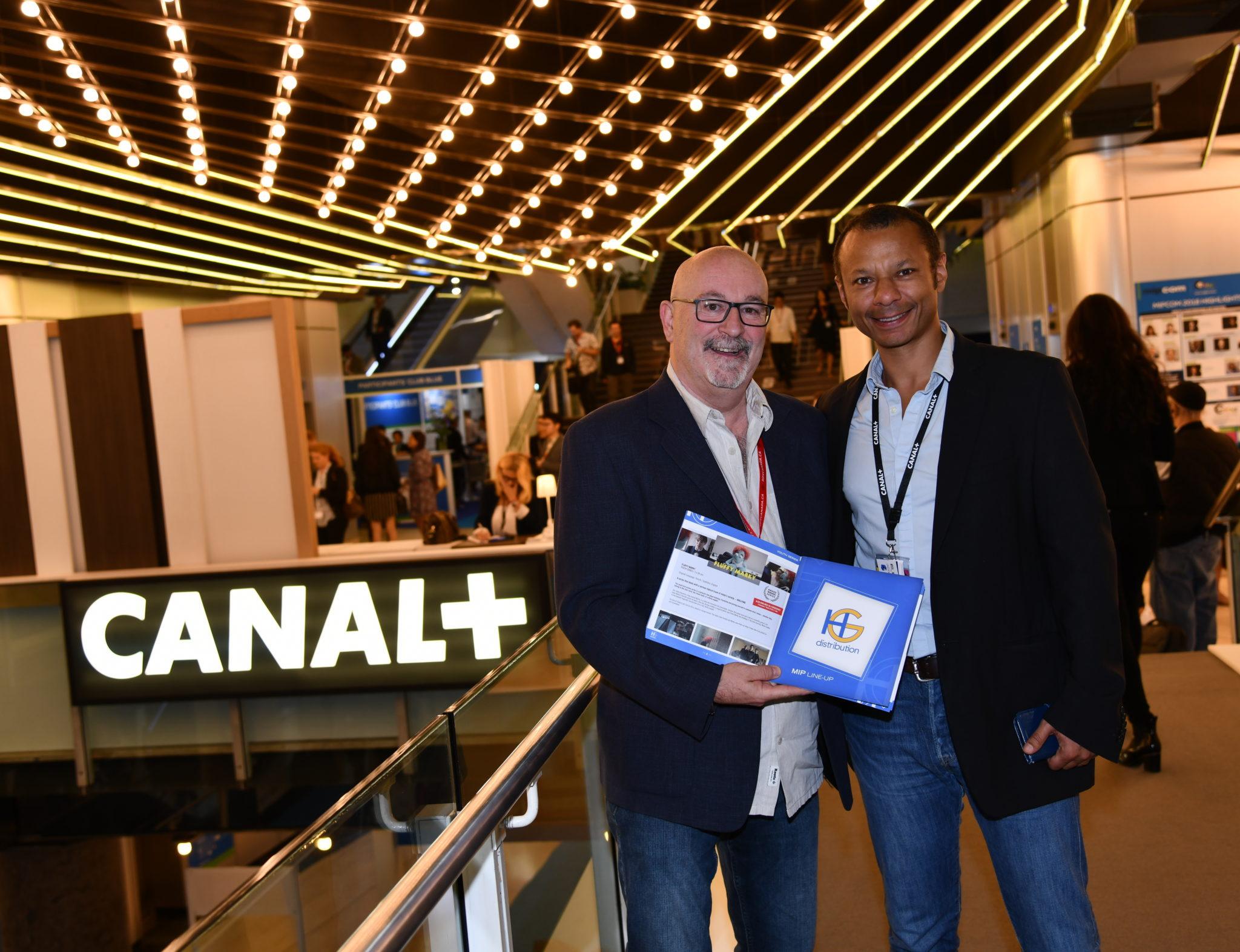HG Distribution vend « Marc-en-peluche » en France... pour la télé