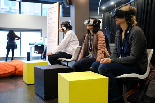 Salle UXdoc des RIDM : réalité virtuelle, webdocs et jeu vidéo du 7 au 19 novembre !