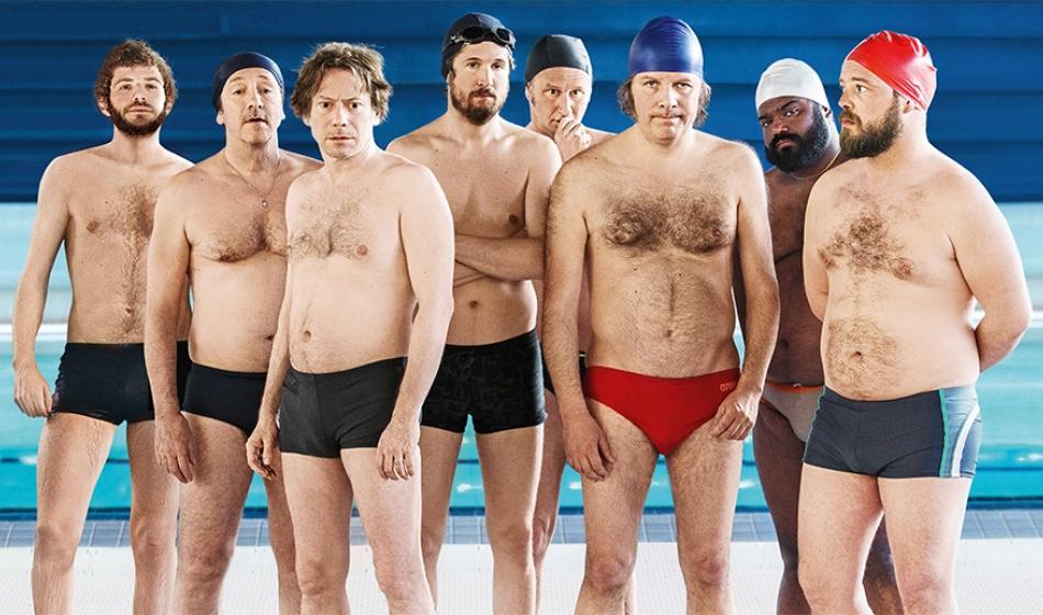 CINEMANIA - Le grand bain en avant-première et deux épisodes de Dix pour cent