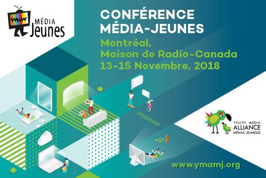 Conférence Média-Jeunesannonce un tarif réduit jusqu'au 1er novembre 2018