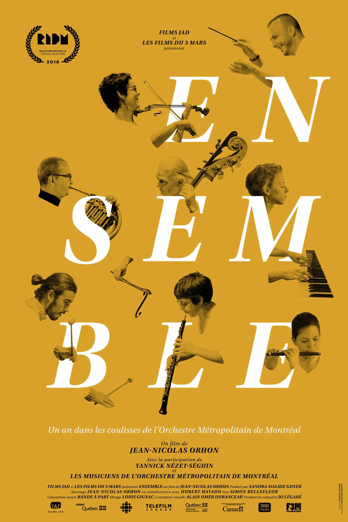 Dévoilement de la bande-annonce du film « Ensemble » de Jean-Nicolas Orhon