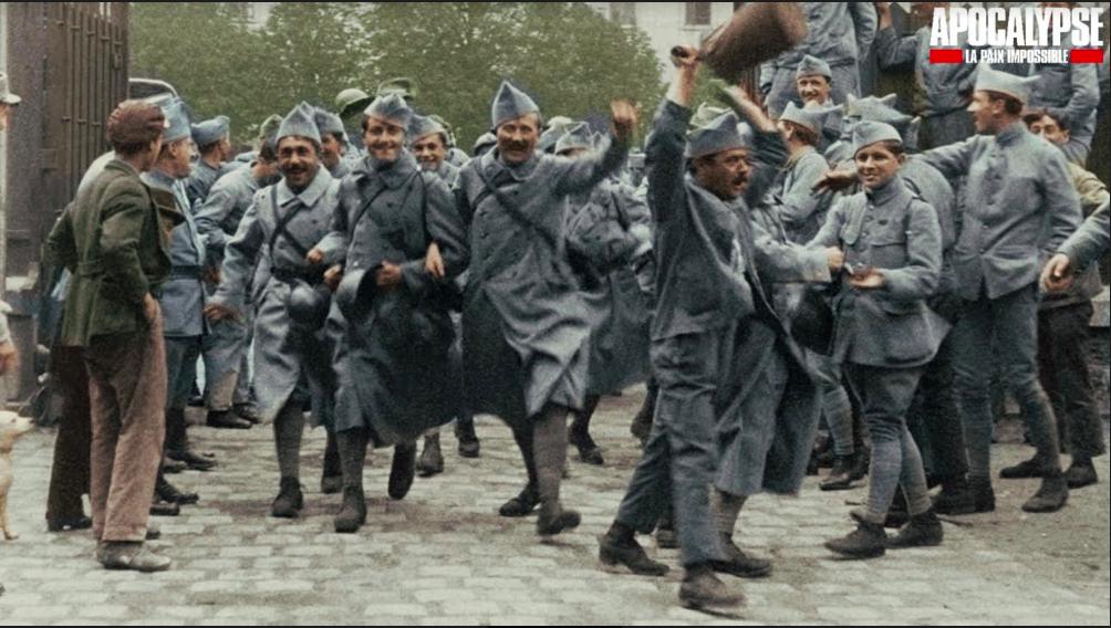 En primeur aux Grands reportages : Apocalypse la paix impossible (1918-1926)