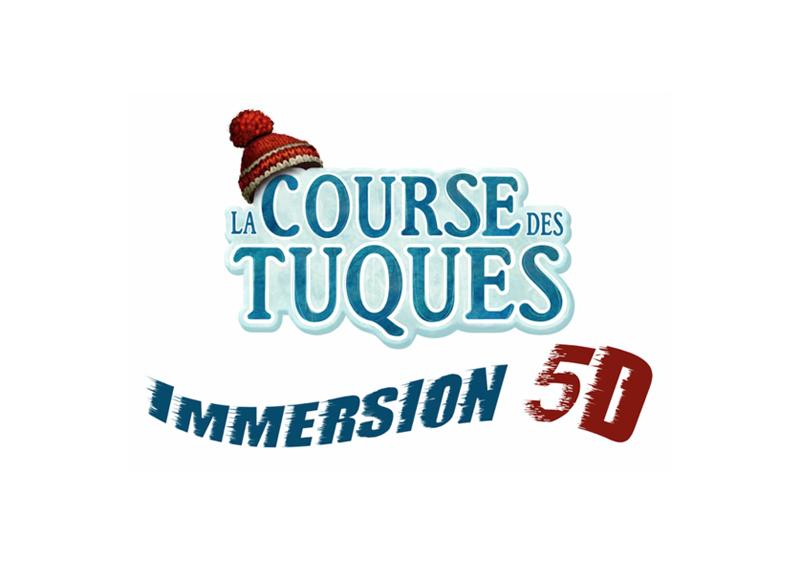 Musée Grévin - La course des tuques - Immersion 5D
