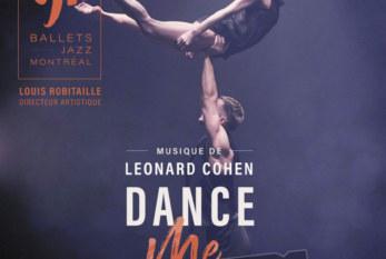 SODEC : Dance Me, le spectacle des BJM – les Ballets Jazz de Montréal dans plus de 40 cinémas en simultané