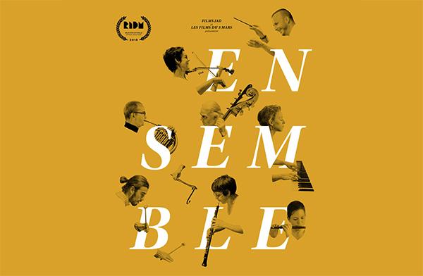 ENSEMBLE en salle dès le 23 novembre - Ciné-rencontres en présence de l'Orchestre Métropolitain de Montréal