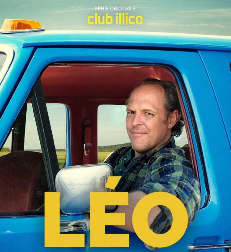 Club illico – LÉO : L'univers unique de Fabien Cloutier à voir en exclusivité