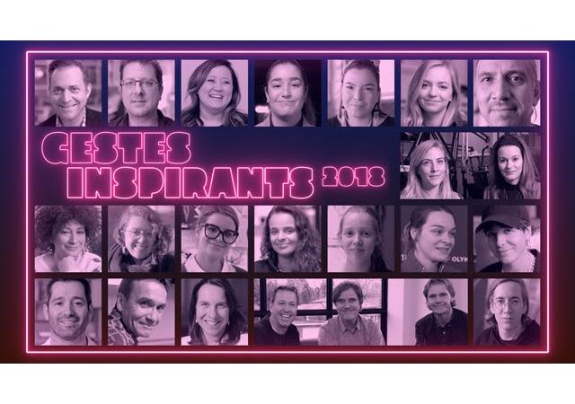 Télé-Québec dévoile les 20 nommés MAMMOUTH 2018