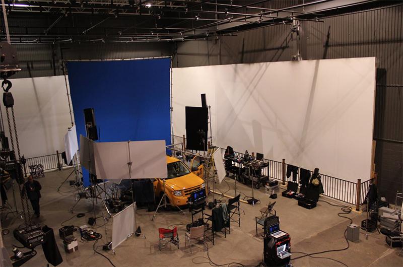 Studio Notre-Dame - Ouverture d'un nouveau studio de tournage  à Montréal